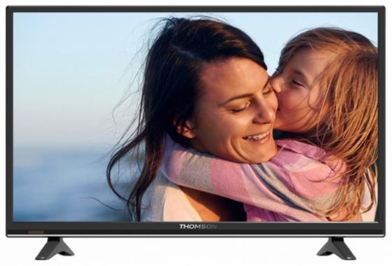Телевизор 28 Thomson T28D15DH-01B черный 1366x768 50 Гц SCART VGA USB thomson t 32 d 16 dh 01 b