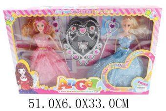 Игровой набор Shantou Gepai Модницы 502B-1 сумка shantou gepai 9703a 59 розовый