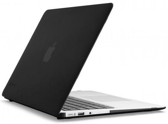 """все цены на Чехол для ноутбука 13"""" Speck SeeThru 71478-0581 пластик черный онлайн"""