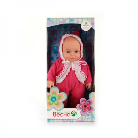 Кукла Весна Малышка 1 30 см В1723 кукла весна малышка 11 девочка 30 см в2193