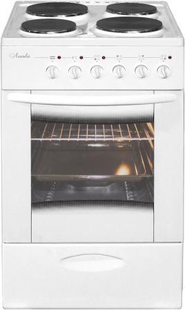 Электрическая плита Лысьва ЭП 402 МС белый лысьва лысьва эп 402 мс коричневый без крышки