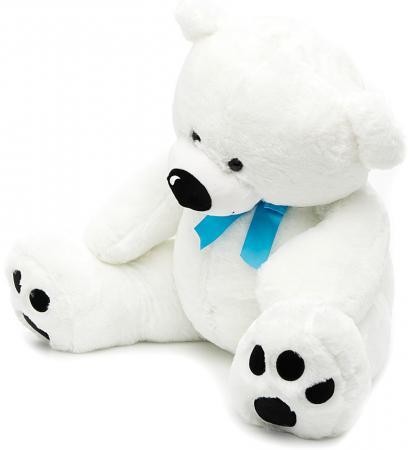 Мягкая игрушка медведь Fluffy Family Умка 80 см белый плюш 681182