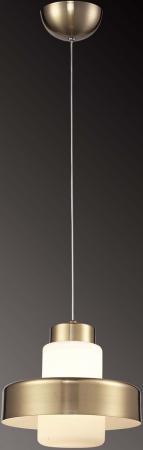 Подвесной светодиодный светильник ST Luce SL345.033.01 подвесной светодиодный светильник st luce sl957 102 06