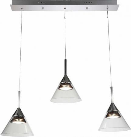 Подвесной светодиодный светильник ST Luce SL930.103.03 подвесной светодиодный светильник st luce sl957 102 06