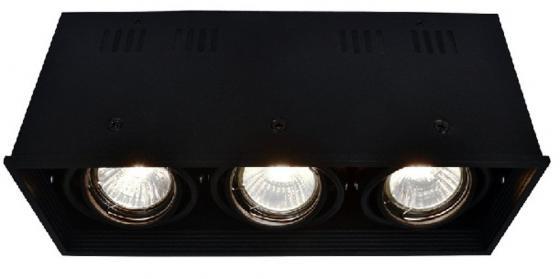 Потолочный светильник Arte Lamp Cardani A5942PL-3BK накладной светильник arte lamp cardani a5942pl 3bk