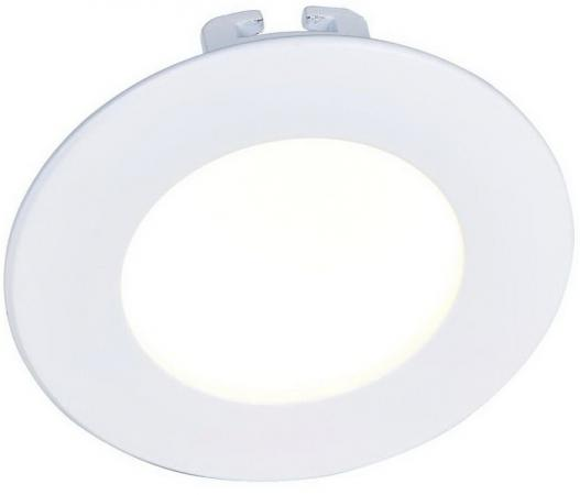 Встраиваемый светодиодный светильник Arte Lamp Riflessione A7008PL-1WH arte lamp встраиваемый светодиодный светильник arte lamp cardani a1212pl 1wh