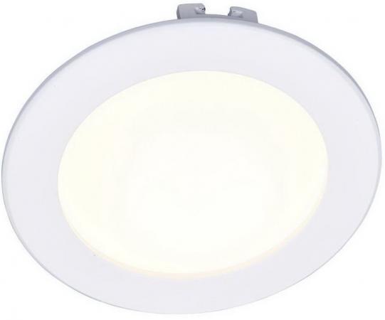 Встраиваемый светодиодный светильник Arte Lamp Riflessione A7012PL-1WH встраиваемый светильник arte lamp cielo a7314pl 1wh