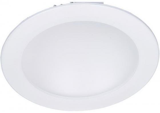 встраиваемый светильник arte lamp riflessione a7016pl 1wh Встраиваемый светодиодный светильник Arte Lamp Riflessione A7016PL-1WH