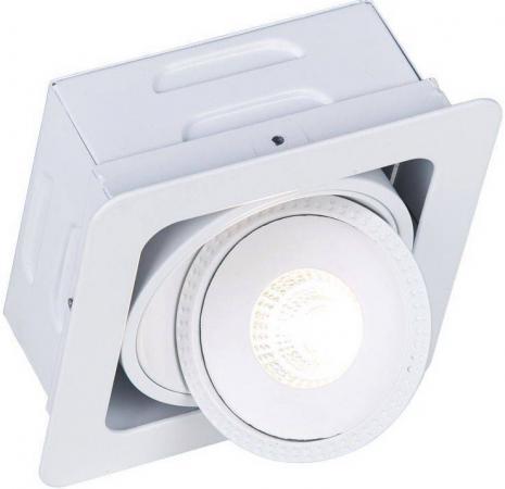 Встраиваемый светодиодный светильник Arte Lamp Studio A3007PL-1WH встраиваемый светильник arte lamp cielo a7314pl 1wh
