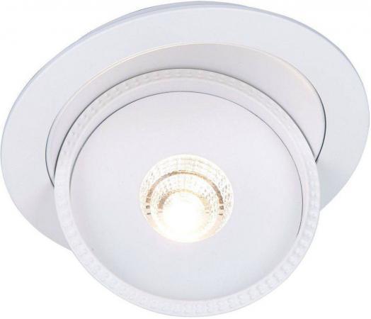 Встраиваемый светодиодный светильник Arte Lamp Studio A3015PL-1WH godox ds300 300w photography strobe flash studio light lamp