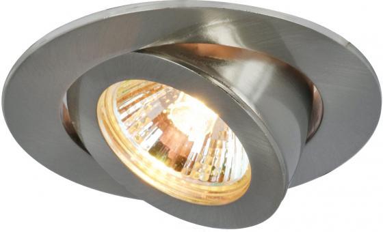Встраиваемый светильник Arte Lamp Accento A4009PL-1SS цена в Москве и Питере