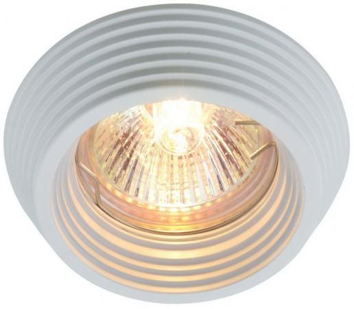 Встраиваемый светильник Arte Lamp Cromo A1058PL-1WH arte lamp встраиваемый светодиодный светильник arte lamp cardani a1212pl 1wh