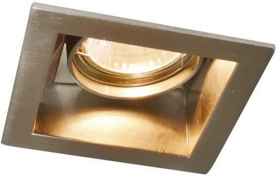 Встраиваемый светильник Arte Lamp Cryptic A8050PL-1SS встраиваемый в дорогу светильник arte lamp install 3 a6013in 1ss