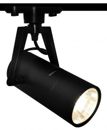 Трековый светильник Arte Lamp Track Lights A6210PL-1BK 10 lights creative fairy vintage edison lamp shade multiple adjustable diy ceiling spider pendent lighting chandelier 10 ligh