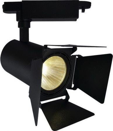Трековый светодиодный светильник Arte Lamp Track Lights A6720PL-1BK