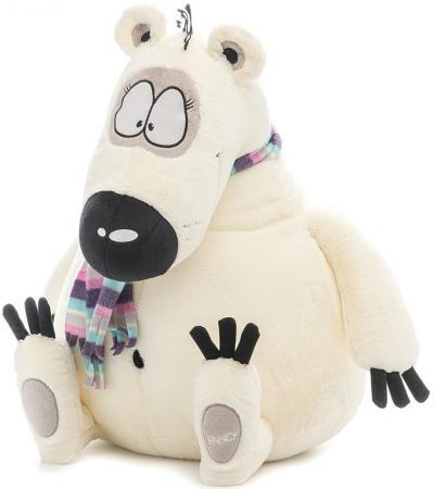 Мягкая игрушка медведь Fancy Топа 54 см бежевый искусственный мех МТП2V мягкая игрушка сердце fancy