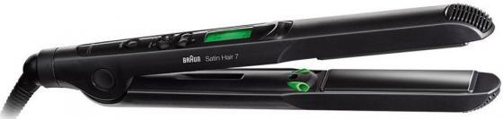 все цены на Щипцы Braun Satin Hair 7 IONTECВт чёрный ST730