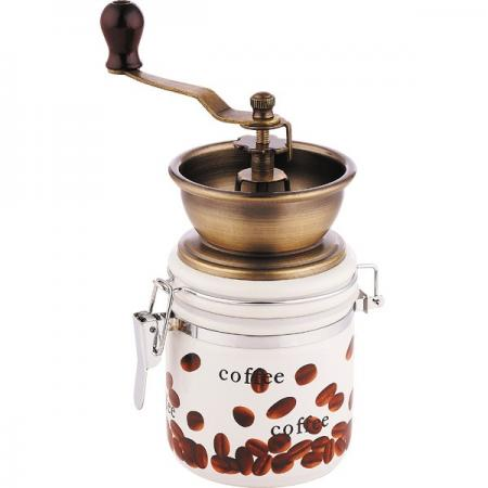 Кофемолка Wellberg WB-9941 с рисунком ves 720 кофемолка