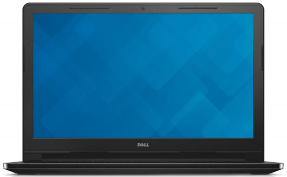 Ноутбук DELL Inspiron 3552 15.6 1366x768 Intel Celeron-N3060 500 Gb 4Gb Intel HD Graphics черный Windows 10 3552-0514 ноутбук dell vostro 3558 15 6 1366x768 intel pentium 3825u 500 gb 4gb intel hd graphics черный linux 3558 4483