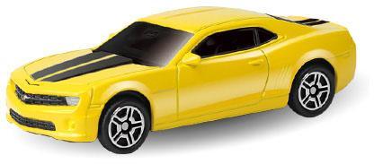 Автомобиль Autotime Chevrolet Camaro 1:64 цвет в ассортименте в ассортименте 49941 машинки autotime машина uaz 31514 ваи