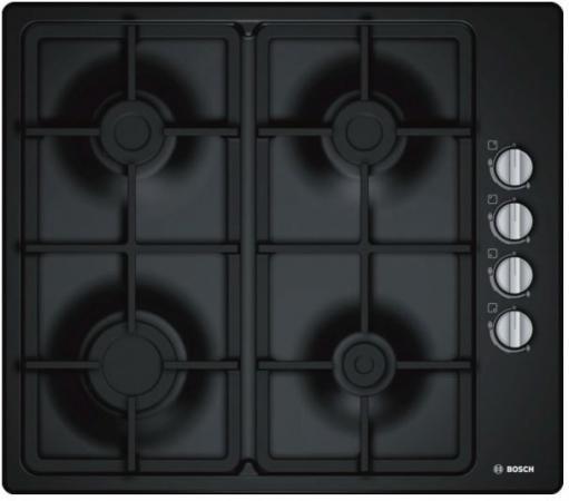 все цены на Варочная панель газовая Bosch PBP6C6B90 черный онлайн