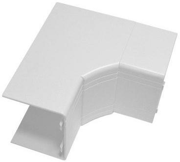 Угол внутренний DKC 01829 NIA 100x60мм белый  напольный канал сsp n 75x17 g серый 2м dkc 01332