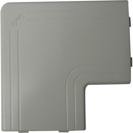 Угол плоский DKC 01745 NPAN 100x60мм белый  напольный канал сsp n 75x17 g серый 2м dkc 01332