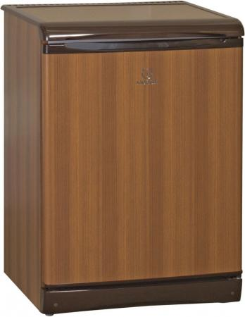Холодильник Indesit TT 85 Т 005 коричневый однокамерный холодильник indesit tt 85 t