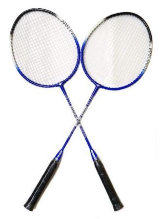 Спортивная игра бадминтон X-Match 635047 lover enpex три положить на бадминтон clapper пластиковые сетки плюшевые ручной работы бадминтон пот свитер с голубой