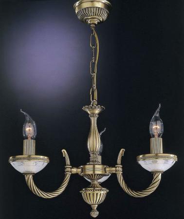 Подвесная люстра Reccagni Angelo L 4650/3 вам свет подвесная люстра reccagni angelo l 4650 6 2