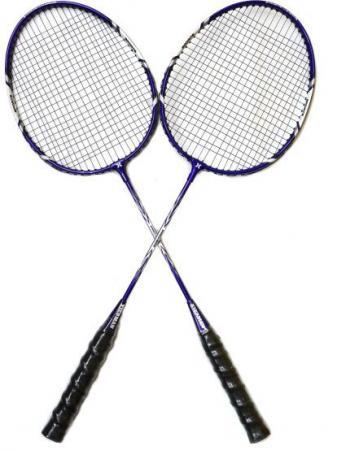 Спортивная игра бадминтон X-Match 635050 lover enpex три положить на бадминтон clapper пластиковые сетки плюшевые ручной работы бадминтон пот свитер с голубой