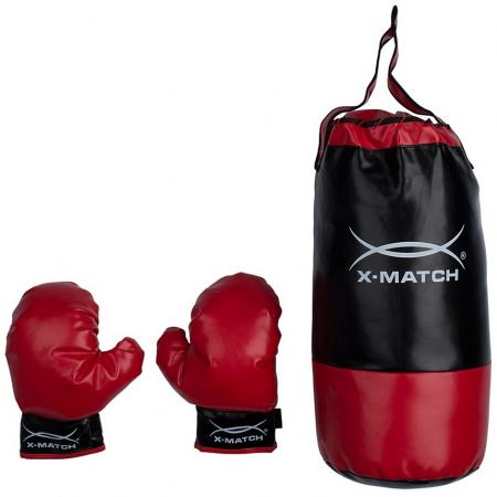 Набор для Бокса X-match, Д-130мм, Н-420мм, сетка 87705