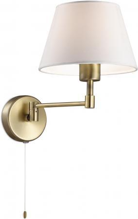 Бра Odeon Light Gemena 2481/1W светильник настенный бра коллекция gemena 2481 1w бронза белый odeon light одеон лайт