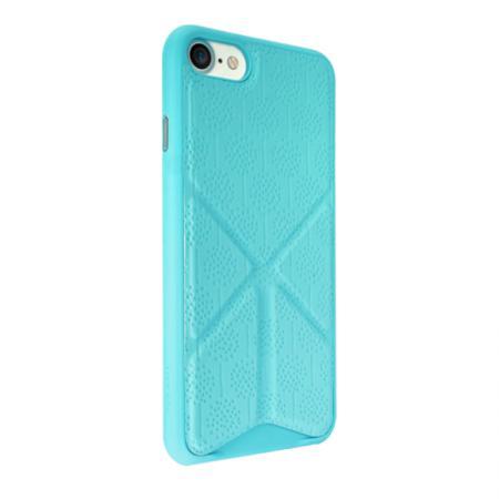 Накладка Ozaki O!coat 0.3+Totem Versatile для iPhone 7 синий OC777BU накладка ozaki 0 3 pocket для iphone 7 чёрный oc737bk