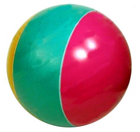 Мяч Мячи D200 с полосой лак. с-23ЛП 14001