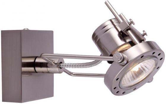 Спот Arte Lamp Costruttore A4300AP-1SS спот arte lamp falena a3115ap 1ss