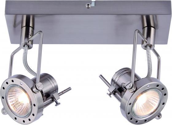 Спот Arte Lamp Costruttore A4300AP-2SS arte lamp спот arte lamp a4300ap 2ss
