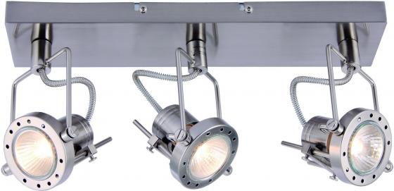Спот Arte Lamp Costruttore A4300PL-3SS arte lamp спот arte lamp costruttore a4300pl 3ss