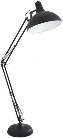 Торшер Arte Lamp Goliath A2487PN-1BK торшер arte lamp waverley a8880pn 1bk