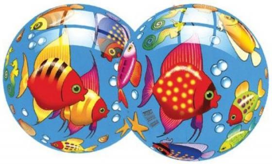 Мяч Dema-Stil Мир моря 23 см сэл э мир моря