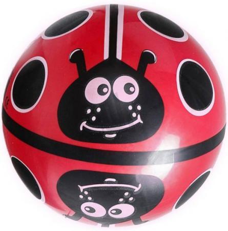 Мяч Dema-Stil Божья коровка на поле 23 см игрушка для активного отдыха bebelot захват beb1106 045