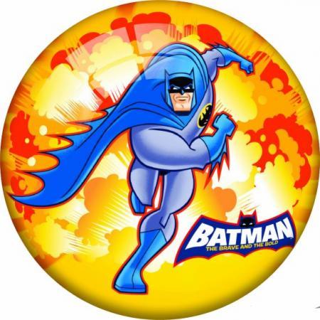 Мяч Dema-Stil Бэтмэн 23 см WB-B-001 попрыгун dema stil мoя маленькая пони разноцветный от 3 лет пвх ds pp 152