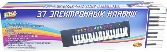Синтезатор ABtoys 37 клавиш, 4606206140500 цена 2017