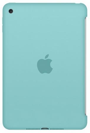 Чехол Apple Silicone Case для iPad mini 4 синее море MN2P2ZM/A lab c slim fit case чехол для apple ipad mini 4 red