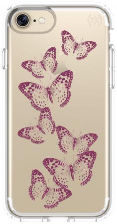 Накладка Speck Almond Presidio Clear + Print для iPhone 7 золотой прозрачный 79991-5947 benchmade presidio ultra bm522