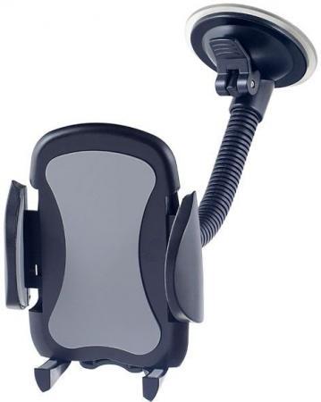 """все цены на  Автомобильный держатель Perfeo PH-517 до 6.5"""" на стекло черный серый  онлайн"""