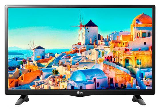 "Телевизор LED 24"" LG 24LH451U черный 1366x768 50 Гц HDMI USB"