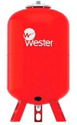 Расширительный бак Wester WRV  200 (top) (Объем, л: 200) цена и фото