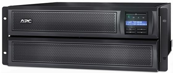 ИБП APC SMART X SMX2200HVNC 2200VA черный
