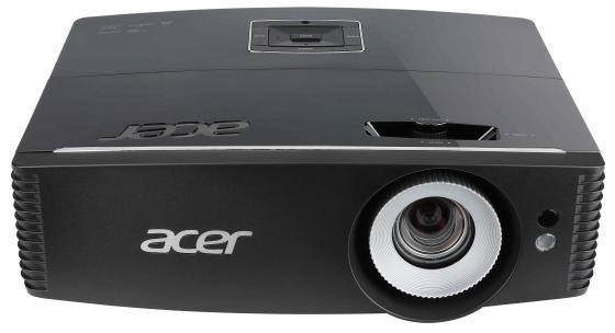 лучшая цена Проектор Acer P6200 1024x768 5000 люмен 20000:1 черный MR.JMF11.001